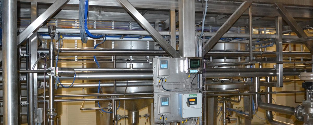 Milk and dairy production equipment