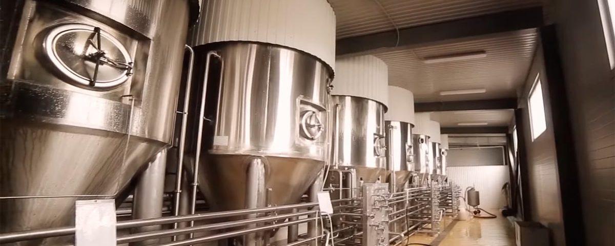 Нержавеющие ёмкости для брожения пива